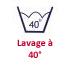 Lavage 40°C