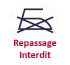 Repassage Interdit