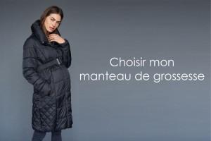 Le manteau de grossesse, on hésite et pourtant...